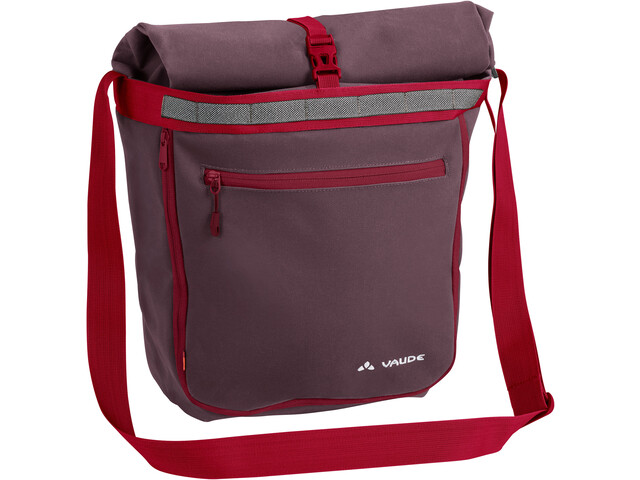 VAUDE ShopAir Back Sac, raisin